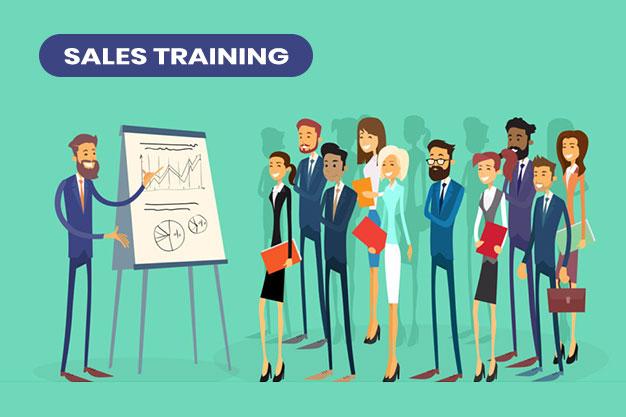 Sales Training | Innovinc Services